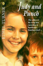 Judy and Punch by Ethel Turner (PB, 1995) Author of Seven Little Australians