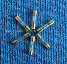5pcs T5AL250V, T5A 250V, cartridge GLASS fuses 5X20mm, 5A 250V, Slow-blow NEW