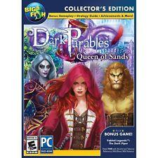 Encore Software Big Fish Games Dark Parables 9: Queen of Sands Collectors Edi...