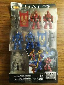 Mega Bloks Halo Versus Troop Pack. New In Package!