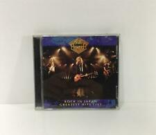 Night Angel Rock In Japan Greatest Hits Live Music Audio CD