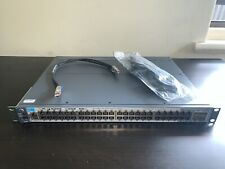 Hp 2920 48-Port Gigabit Switch (J9728A) w/ 2-Port Stacking Module & Cable #1