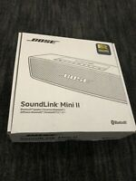 BOSE SOUNDLINK MINI II BLUETOOTH SPEAKER BLACK COPPER 1-YEAR FACTORY WARRANTY