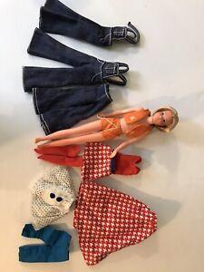 Growing Up Skipper vintage barbie Lot