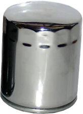 HIFLOFILTRO OIL FILTER (CHROME) PART# HF170C NEW