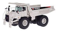 NZG 771 Terex TR60 Off Highway Rigid Truck - White - 1/50 Die-cast MIB