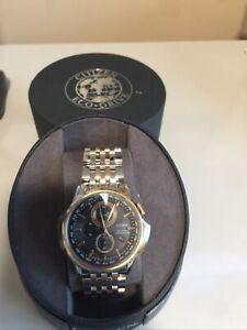 Citizen Eco-drive Men's World Chronograph Radio Controlled Watch AT8116-57E
