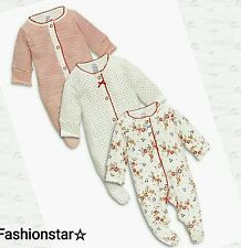 NEXT Striped Babygrows & Playsuits (0-24 Months) for Girls
