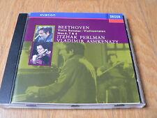 Perlman - Ashkenazy - Beethoven - Violin Sonatas Nos. 6, 7 & 8 - Decca Germany