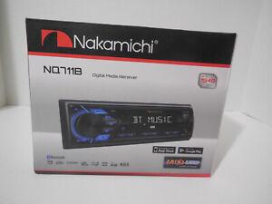 Harley Davidson 98-2013 Nakamichi NQ711B Radio USB Google Bluetooth Mechless