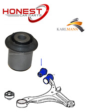For HONDA STREAM 2000-2006 FRONT LOWER WISHBONE ARM REAR BUSH X1 Karlmann