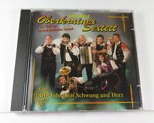 Original Oberkrainer Sextett 30 Jahre mit Schwung und Herz CD