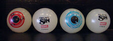Set of 4 (2 red, 2 blue) Original Sin Watcher's Eye Glow in Dark Rubber Balls