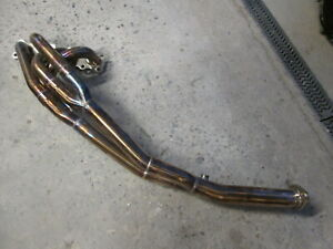 """MAZDA MX5 EXHAUST MANIFOLD DOWNPIPE 2.5"""" DONT KNOW WHAT IT FITS SEE PICS"""