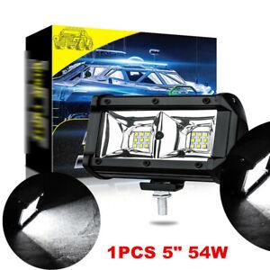 """1PCS 5"""" 54W Work Spot Light 6500K Car Fog Lamp Driving IP67 Truck Off-road SUV"""