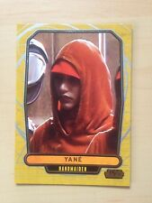 2013 Star Wars Galactic Files 2 # 388 Yane Topps Cards Yané