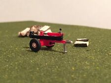 HO Scale custom Log Splitter hand painted