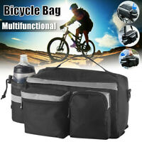 Cycling Bike Bicycle Bag Rear Rack Seat Trunk Saddle Tail Storage Pouch Hot A