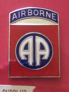 PARACHUTISTE US 82 AIRBORNE Petit Insigne Pins