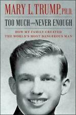 Too Much and Never Enough by Mary L. Trump  #51221 U