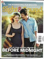 Sight And Sound Movie Magazine Before Midnight The Act Of Killing Cannes Films