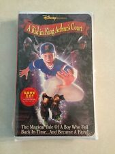 A Kid in King Arthurs Court (VHS, 1996)