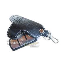 Schlüsseltasche Schlüsseletui Schlüssel Etui ECHT-LEDER Weiss VW Passat 3C B6 B7