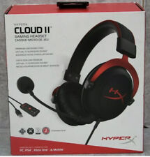 HyperX Cloud II Wired Gaming Headset Brand New Sealed