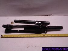 """22"""" Tall Black Tripod. Base with 1 Extension Pole"""