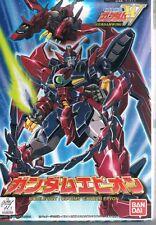 Gundam Wing Mobile Suit Epyon OZ-13MS 1:144 Model Kit Bandai 1995 Unused
