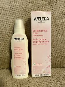 Weleda Soothing Body Lotion 6.8 Ounce