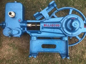 "Billabong piston pump 1 1/2""  IMPERIAL VGC overhauled  (MYERS style)"
