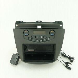 Kenwood kdcbt555u Radio Stereo Heat Ac Temp Control Pulled from 2004 Accord