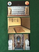 The Pope, Postcards, 1970's, Rome, Vatican, St Peters.