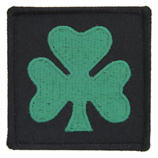 ROYAL IRISH REGIMENT R IRISH SHAMROCK TRF PATCH FLASH