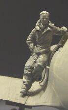 AC Models Douglas Bader Fighter Ace WW2 1/32nd Unpainted kit