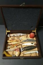 Antique / Primitive Lot of Fresh Water Fishing Lures