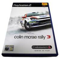 Colin McRae Rally 3 PS2 PAL *No Manual*