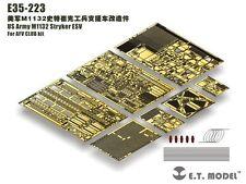 ET Model 1/35 #E35223 M1132 Stryker ESV Detail Up Set for AFV Club