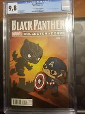 Black Panther #1 Variant Funko Pop-Marvel Collector Corps Edition