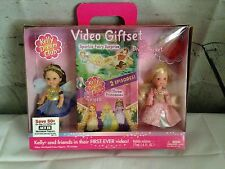 Kelly and Friends Dream Club Video Giftset VHS Barbie with Locket 2002