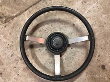 Jeep Wrangler YJ CJ Cherokee XJ Grey Steering Wheel Horn Cap Base OEM 1976-1995