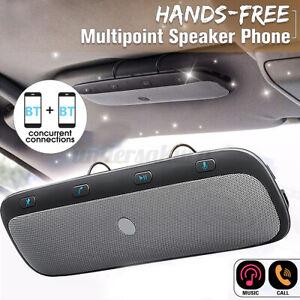 TZ900 KFZ bluetooth Freisprecheinrichtung Wireless Auto Handy Freisprechanlage