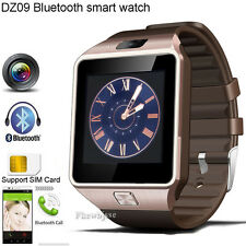 Inteligente Smart Reloj SIM Phone Watch Call Music Anti-lost for Android iPhone