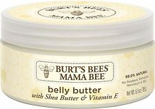 Burts Bees Mama Bee Belly Butter for Pregnant Women Anti Stretch Mark Lotion
