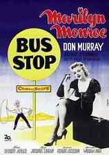 Film Bus Stop 07 A4 10x8 Photo Print