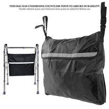 Newest Wheelchair Back Pack Shopping Storage Bag Waterproof  Aid Hanging Bag