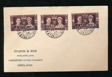Royalty George VI (1936-1952) British Covers Stamps