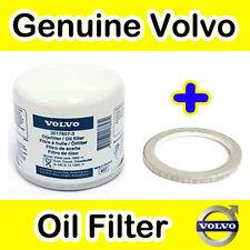 GENUINE VOLVO OIL FILTER & SUMP WASHER 700 900 S90 V90 850 S40 V40 S70 V70 C70