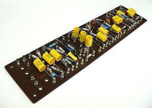 AB763 Turret Board fits Fender Blackface Deluxe Reverb Twin guitar amplifiers